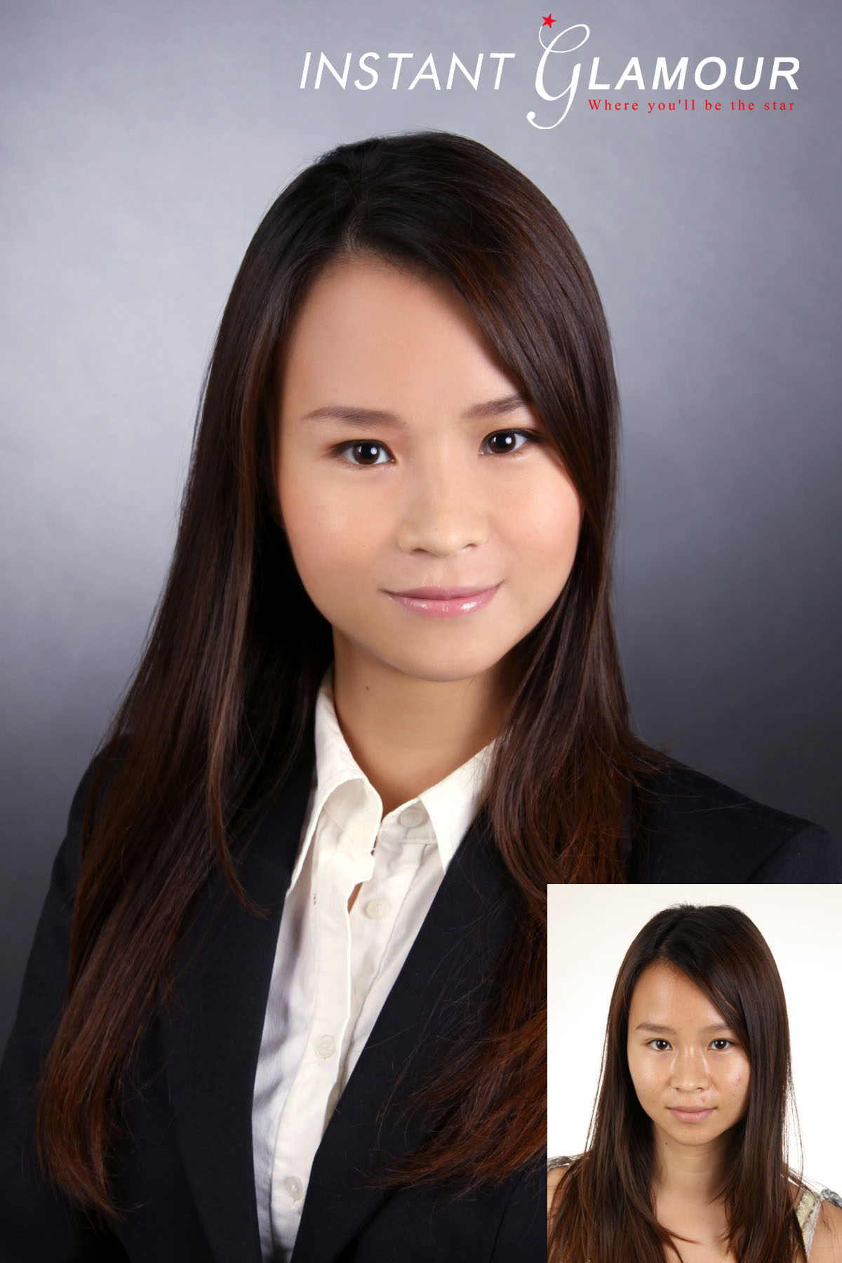 corporate photo package for professional