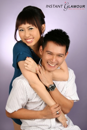 couple photography studio