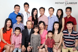Family picture studio